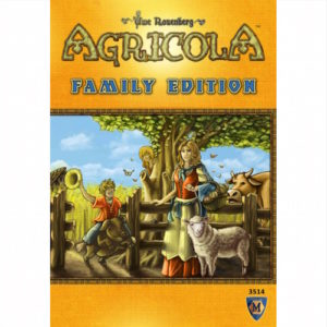 Buy Agricola Family Edition the board game online in NZ