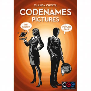 Buy Codenames: Pictures the game online in NZ