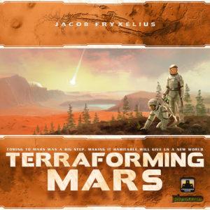 Buy Terraforming Mars the board game online in NZ