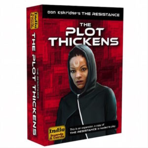 Buy The Resistance: The Plot Thickens the game expansion online in NZ
