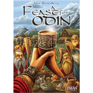 Buy A Feast for Odin the board game online in NZ
