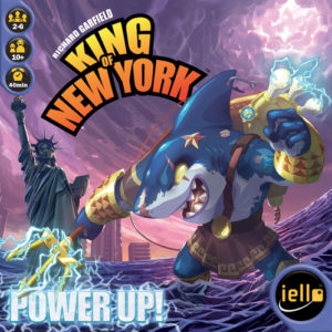 Buy King of New York: Power Up! (Expansion) the game expansion online in NZ