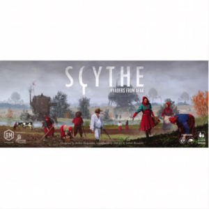 Buy Scythe: Invaders from Afar the game expansion online in NZ