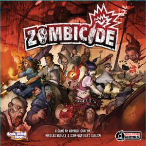 Buy Zombicide the board game online in NZ