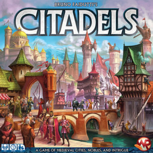 Buy Citadels 2016 (Deluxe Plus) the card game online in NZ