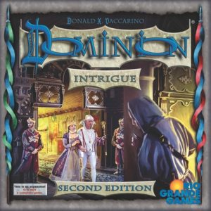 Buy Dominion: Intrigue (Second Edition) Expansion the game expansion online in NZ