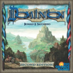 Buy Dominion (Second Edition) the card game online in NZ