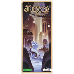 Buy Dixit: Revelations (Expansion) the game expansion online in NZ