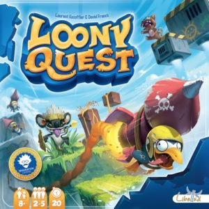 Buy Loony Quest the board game online in NZ