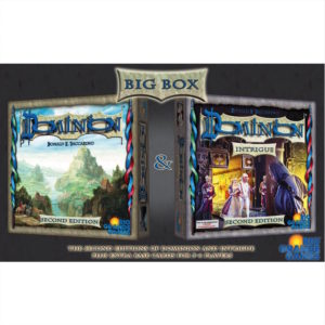 Buy Dominion Big Box (Second Edition) the card game expansion online in NZ