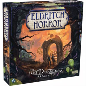 Buy Eldritch Horror: The Dreamlands (Expansion) the game expansion online in NZ