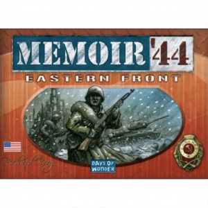 Buy Memoir '44: Eastern Front (Expansion) the game expansion online in NZ