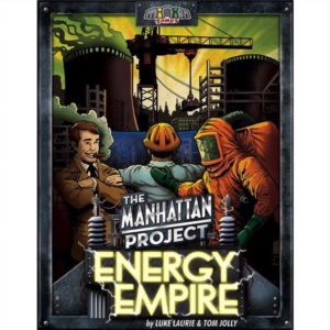 Buy The Manhattan Project: Energy Empire the board game online in NZ