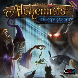 Buy Alchemists: The Kings Golem (Expansion) the game expansion online in NZ