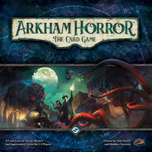 Buy Arkham Horror: The Card Game the card game online in NZ