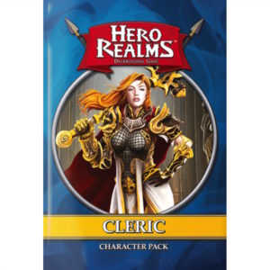 Buy Hero Realms: Character Pack – Cleric (Expansion) the game expansion online in NZ