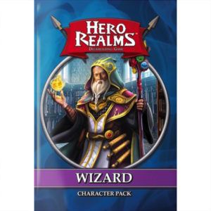 Buy Hero Realms: Character Pack – Wizard (Expansion) the game expansion online in NZ