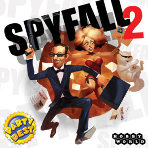 Buy Spyfall 2 the card game online in NZ