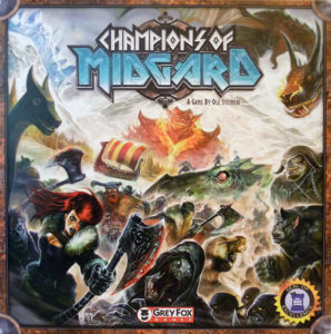Buy Champions of Midgard the board game online in NZ