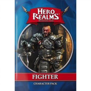 Buy Hero Realms: Character Pack – Fighter (Expansion) the game expansion online in NZ