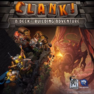 Buy Clank! A Deck-Building Adventure the board game online in NZ