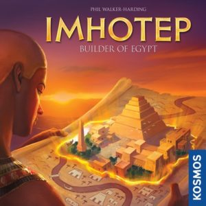 Buy Imhotep the board game online in NZ