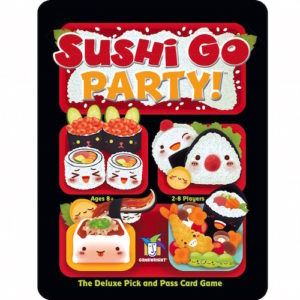 Buy Sushi Go Party! the card game online in NZ