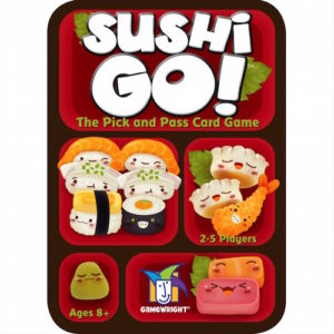 Buy Sushi Go! the card game online in NZ