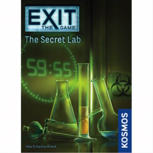 Buy Exit: The Secret Lab the game online in NZ