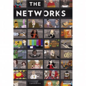 Buy The Networks the board game online in NZ