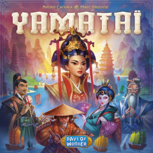 Buy Yamataï the board game online in NZ