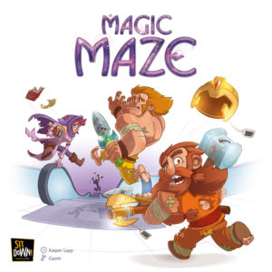 Buy Magic Maze the board game online in NZ