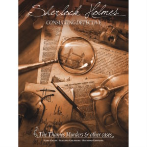Buy Sherlock Holmes Consulting Detective: The Thames Murders & Other Cases the game online in NZ