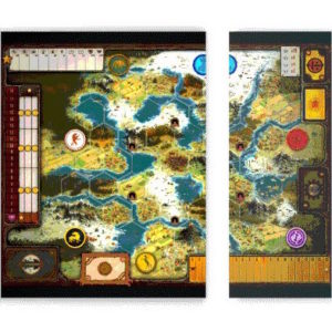 Buy Scythe Board Extension (Accessory) the game accessory online in NZ