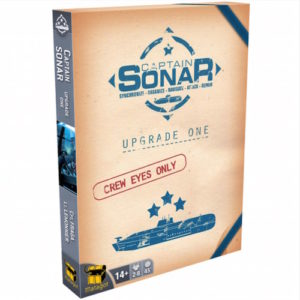 Buy Captain Sonar: Upgrade One (Expansion) the game expansion online in NZ