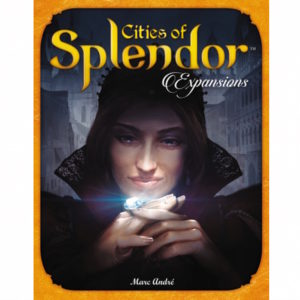 Buy Cities of Splendor (Expansion) the game expansion online in NZ