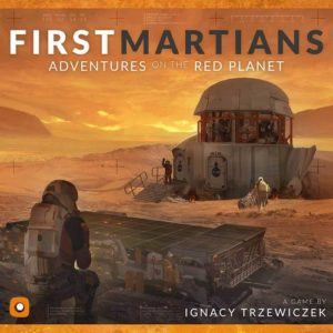 Buy First Martians the board game online in NZ