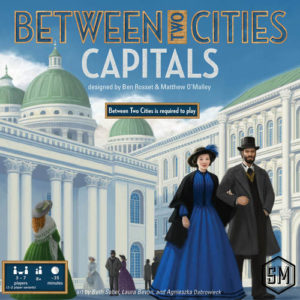 Buy Between Two Cities: Capitals (Expansion) the game expansion online in NZ
