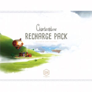 Buy Charterstone Recharge Pack (Expansion) the game expansion online in NZ
