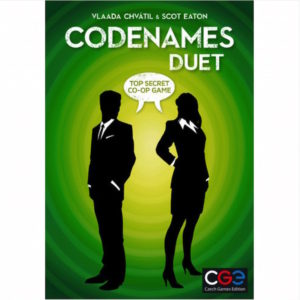 Buy Codenames Duet the card game online in NZ