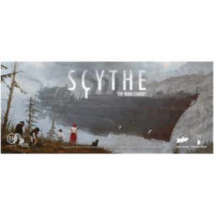 Buy Scythe: The Wind Gambit (Expansion) the game expansion online in NZ