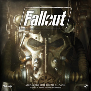 Buy Fallout the board game online in NZ
