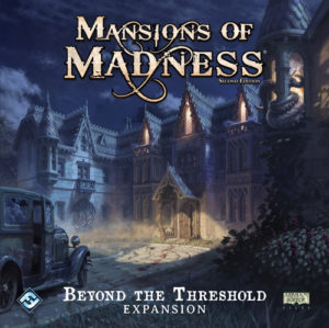 Buy Mansions of Madness (2nd Edition) - Beyond the Threshold (Expansion) the game expansion online in NZ