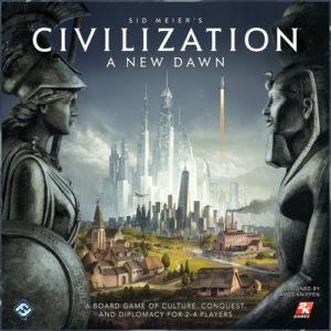 Buy Sid Meier's Civilization: A New Dawn the board game online in NZ