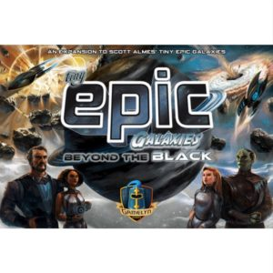 Buy Tiny Epic Galaxies: Beyond the Black (Expansion) the game expansion online in NZ