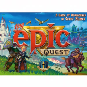 Buy Tiny Epic Quest the board game online in NZ