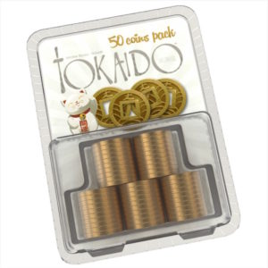 Buy Tokaido Coin Pack (Accessory) the game accessory online in NZ