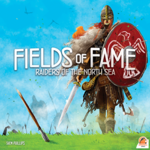 Buy Raiders of the North Sea: Fields of Fame (Expansion) the game expansion online in NZ