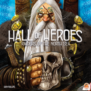 Buy Raiders of the North Sea: Hall of Heroes (Expansion) the game expansion online in NZ