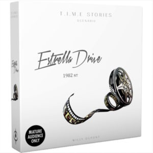 Buy T.I.M.E Stories: Estrella Drive (Expansion) the game expansion online in NZ